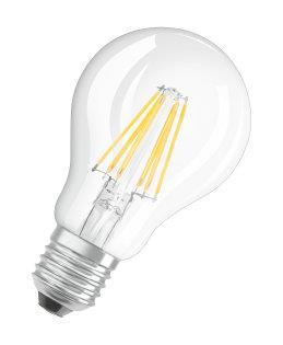 Osram Led Parathom Classic Retrofit A 60 2700K Glühfadenoptik, klar, nicht dimmbar