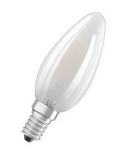 Osram LED Glühfaden Kerze B 25 2700K matt, warmweiss