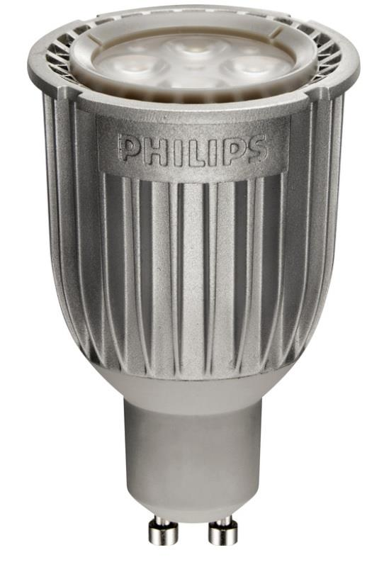 Philips Master LED-Spot 7W GU10 2700K 25D dimmable