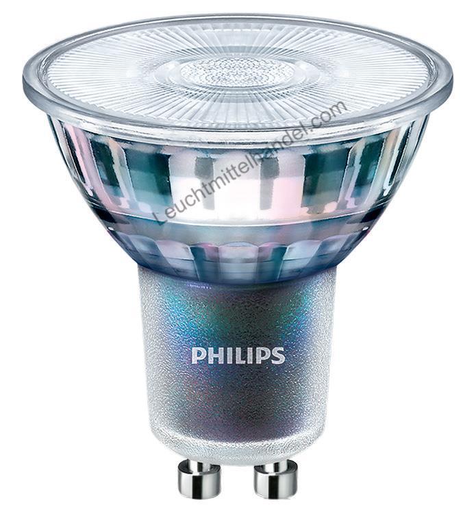 Philips Master LEDspot ExpertColor 3,9-35W GU10 927 25Grad DIM
